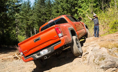 2016 Toyota Tacoma Diesel USA