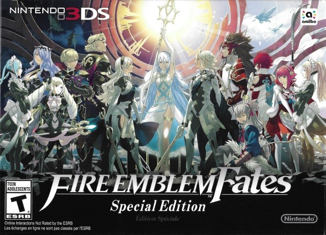 Fire Emblem Fates Special Edition UNDUB Added Swimsuit