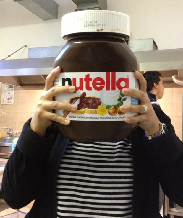 nutella crostata love to cook live to eat