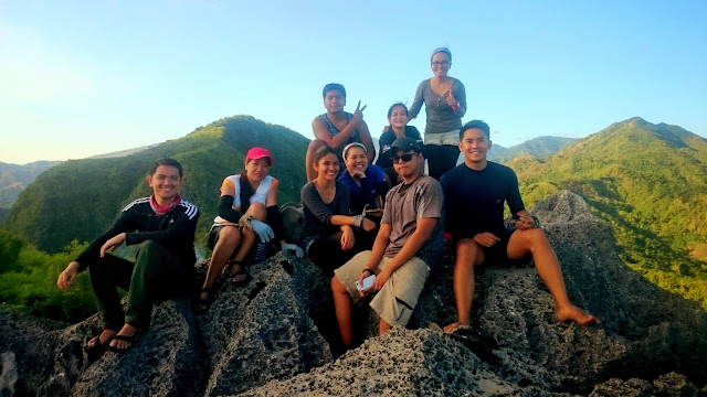 Mt. Pamitinan Rocky Summit