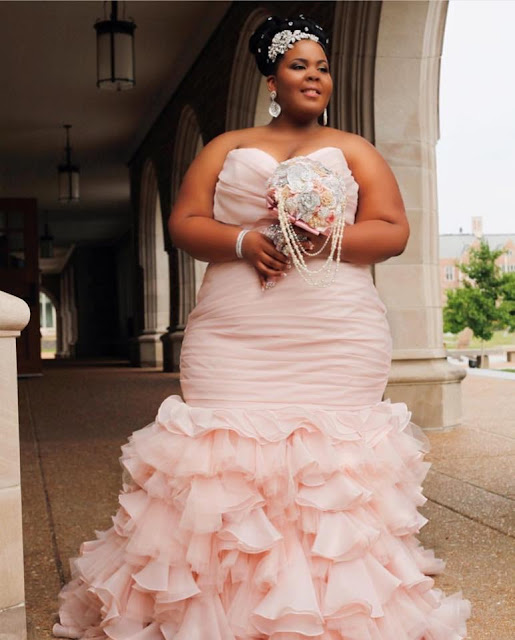 All You Need to Know to Shop Curvy Plus Size Wedding Gowns! | EventSoJudith