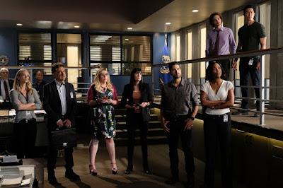 Elenco de Criminal Minds, uma das séries de maior sucesso do AXN - Divulgação