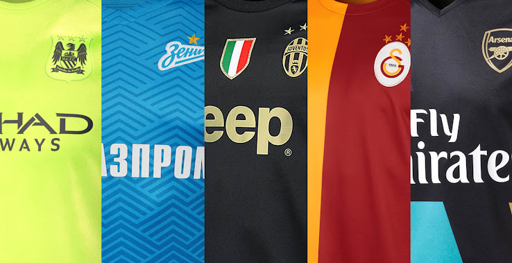 8b0716402 2015-16 Champions League Kits Overview - All Champions League 15-16 Shirts  - Footy Headlines