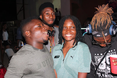 PHOTOS: KRISTAL RECORDS  BISOLA'S BIRTHDAY BASH