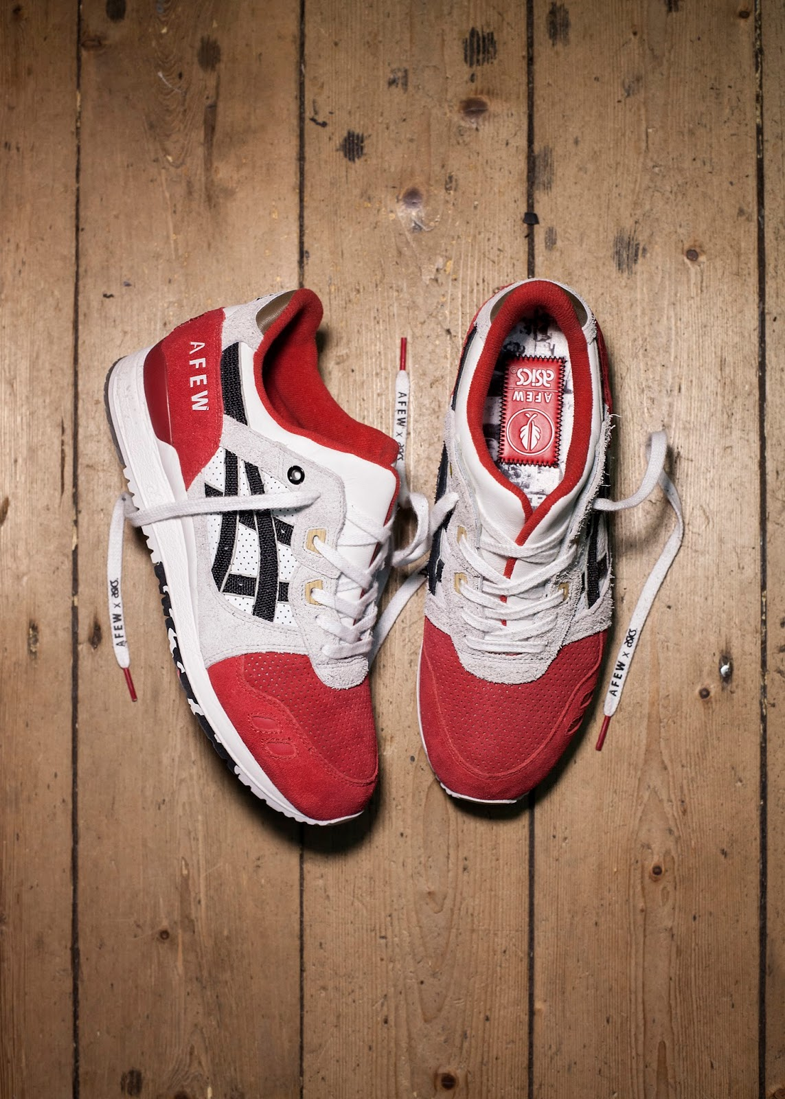 separation shoes a3766 4635f ASICS X AFEW GEL-LYTE III