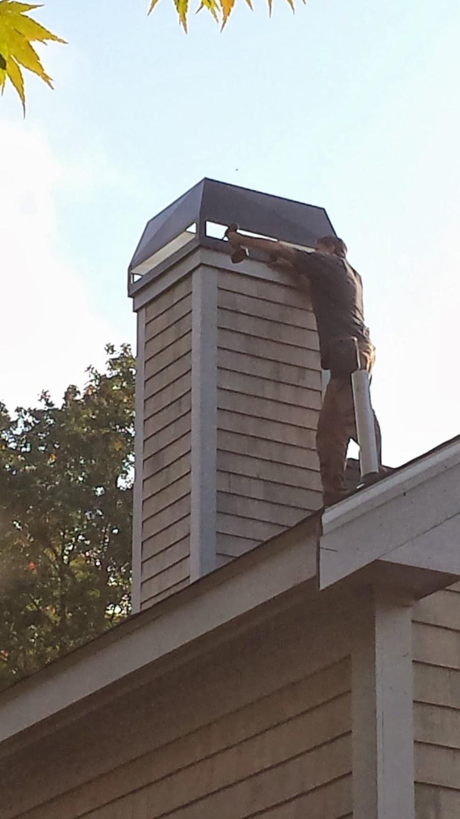 The Impatient Home Builder Chimney