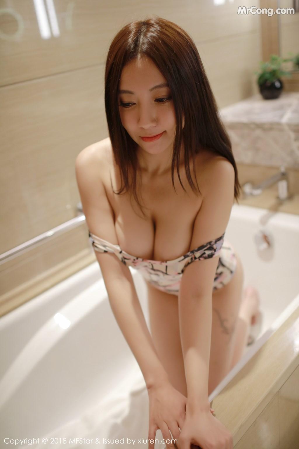 Image MFStar-Vol.151-Victoria-Guo-Er-MrCong.com-005 in post MFStar Vol.151: Người mẫu Victoria (果儿) (52 ảnh)