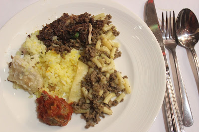 Azerbaijani cuisine its often called plov