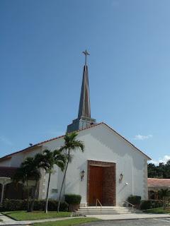 Iglesia en la A1A