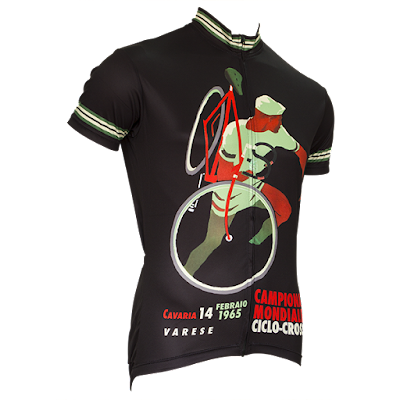 1965 Ciclo Cross Men's Short Sleeve Jersey