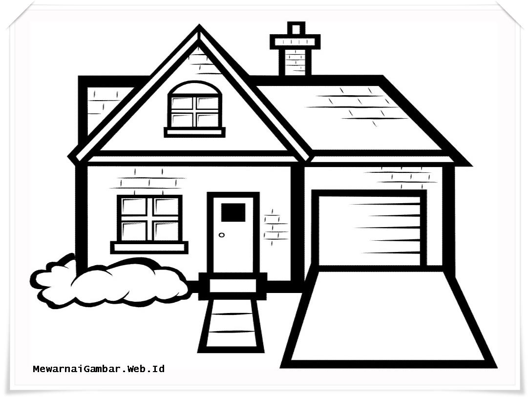 660 Gambar Rumah Yang Bagus Dan Mudah Digambar Gratis Terbaik