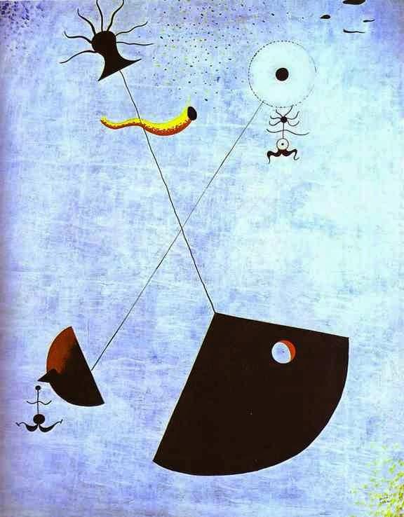 Maternidade - Miró, Joan e suas principais pinturas