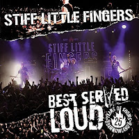Stiff Little Fingers - Nobody's Hero (live)