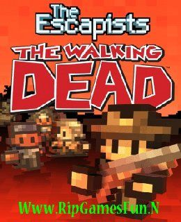 The Escapists ,ripgamesfun,cover,screenshot,wallpaper,image