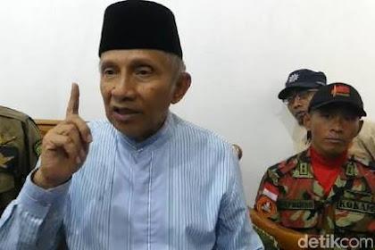 Ketika Muhammadiyah Harus Tunduk Pada Mbah Amien Rais