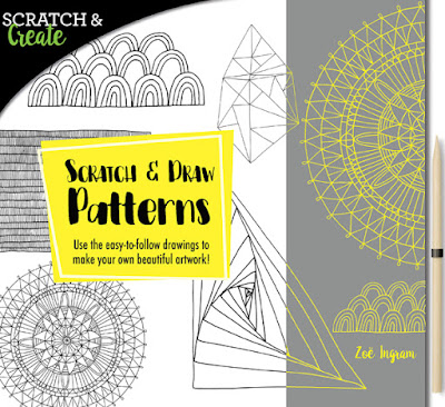 print & pattern: BOOKS - scratch & create