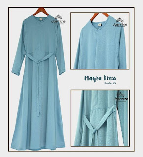 Gamis Jasmine Mayra Dress 25