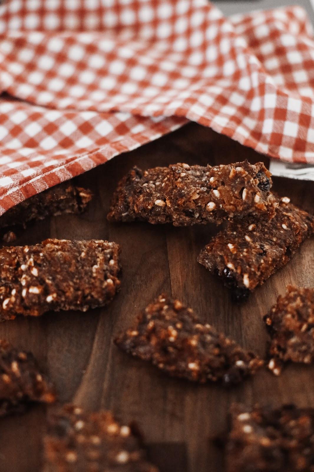 healthy oat bar recipe
