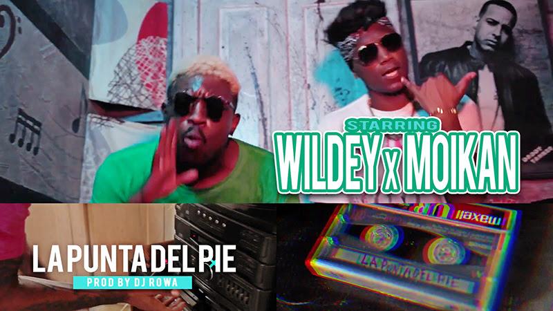 Wildey & Moikan - ¨(EPA) La punta del pie¨ - Videoclip - Dirección: Leandro Escalona. Portal del Vídeo Clip Cubano