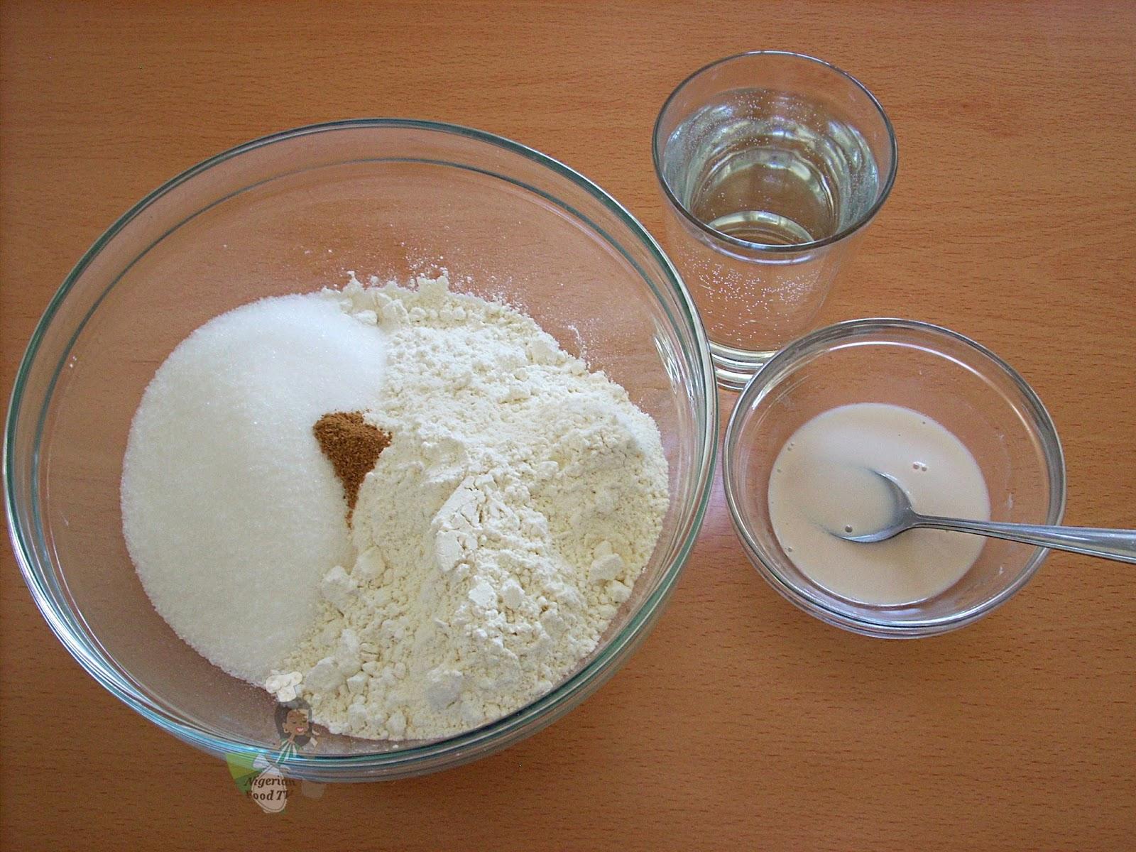 puff puff ingredients