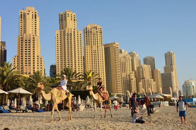 Plages de Dubai