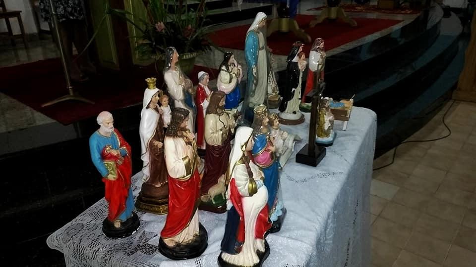 ecc região menino Deus arquidiocese de belém
