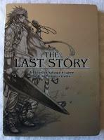 The Last Story - Caja metal delante