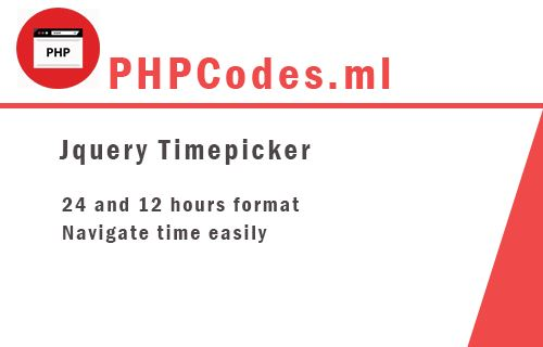 How to create date time picker using jquery and bootstrap