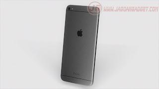 Desain iPhone 7 Bagian Belakang