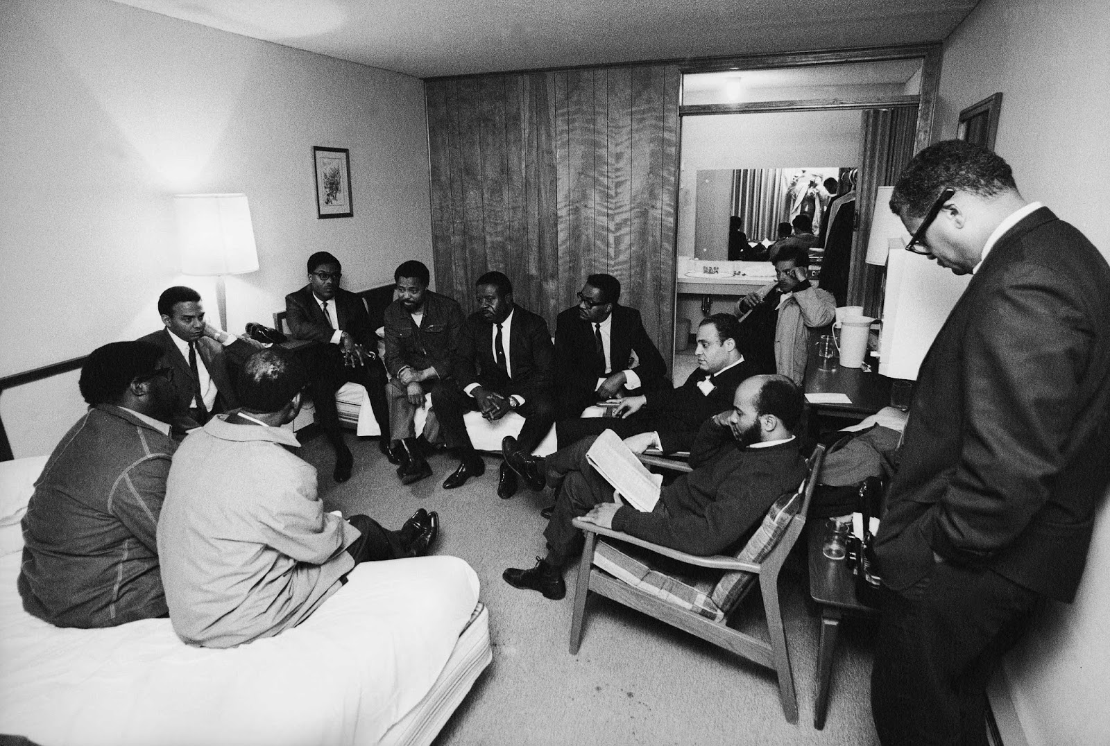 The Day Martin Luther King Died: Rarely Seen Photos ...
