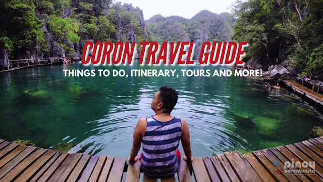 CORON TRAVEL GUIDE BLOGS SAMPLE ITINERARY AND THINGS TO DO
