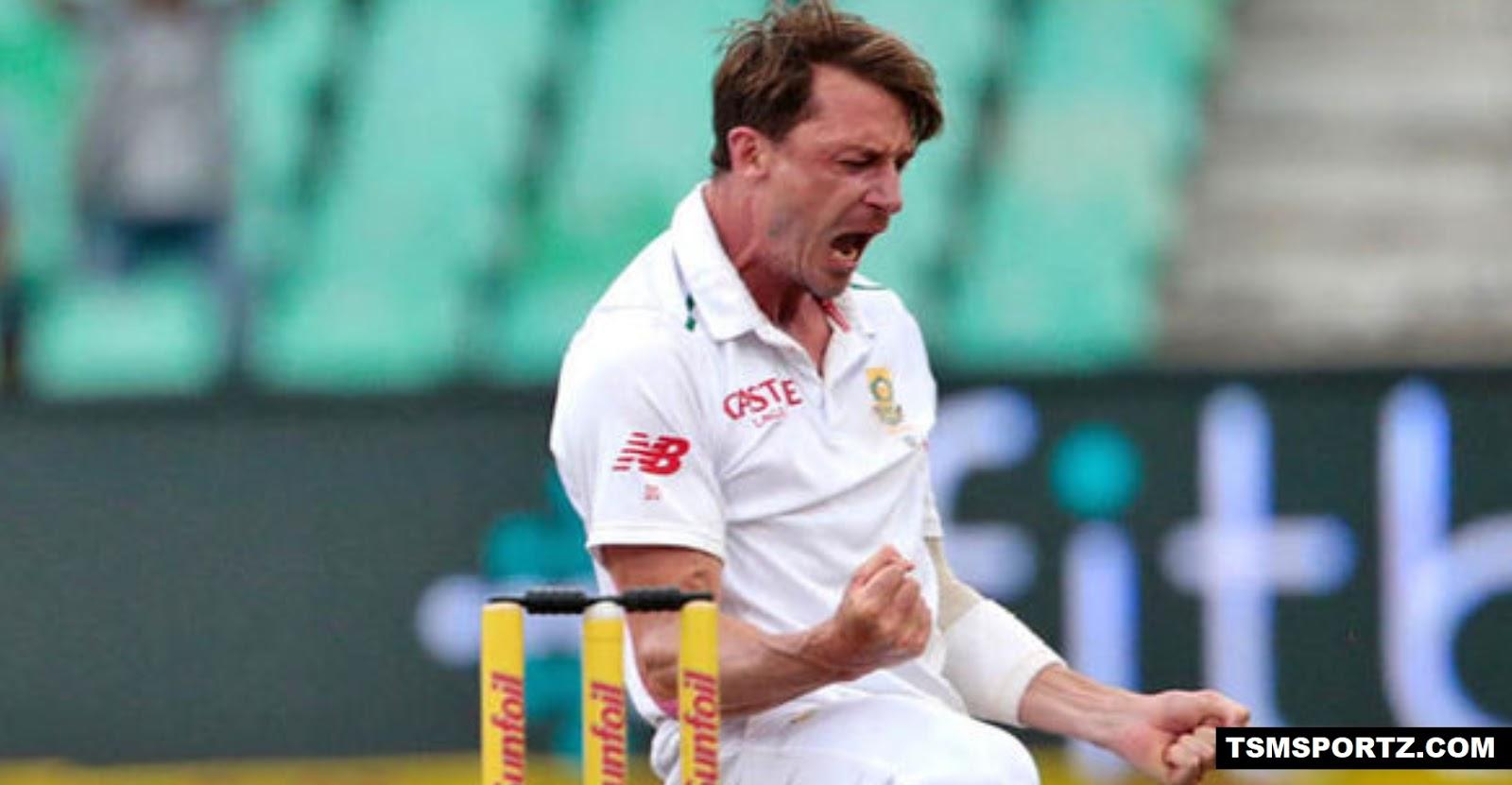 Dale Steyn fastest bowler in cricket