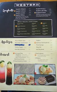 Murni Discovery menu harga