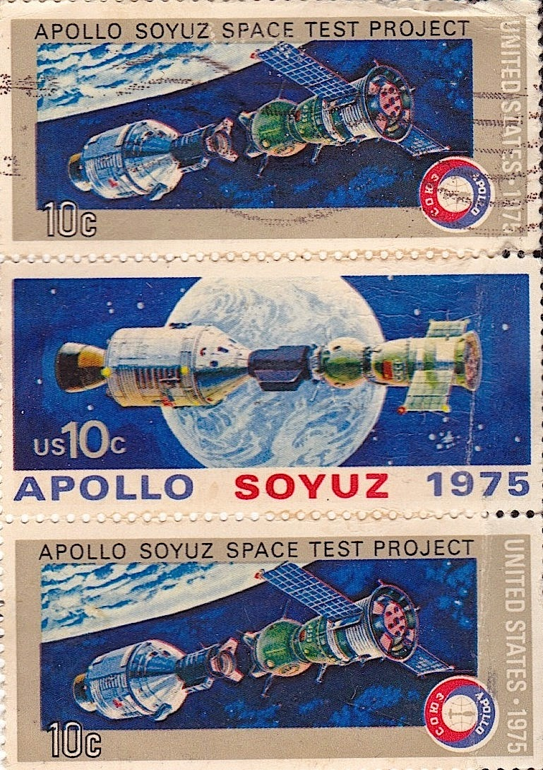 apollo soyuz space test project stamp - photo #16