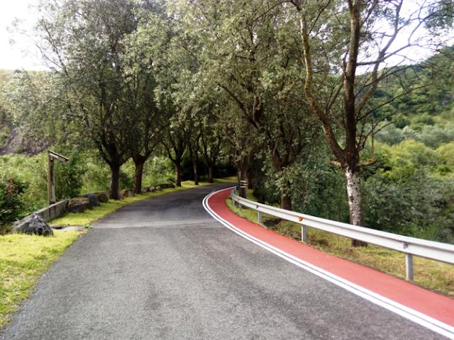 Vía Verde Montes de Hierro