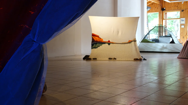 arte textil, arte contemporaneo, patagonia, neuquen