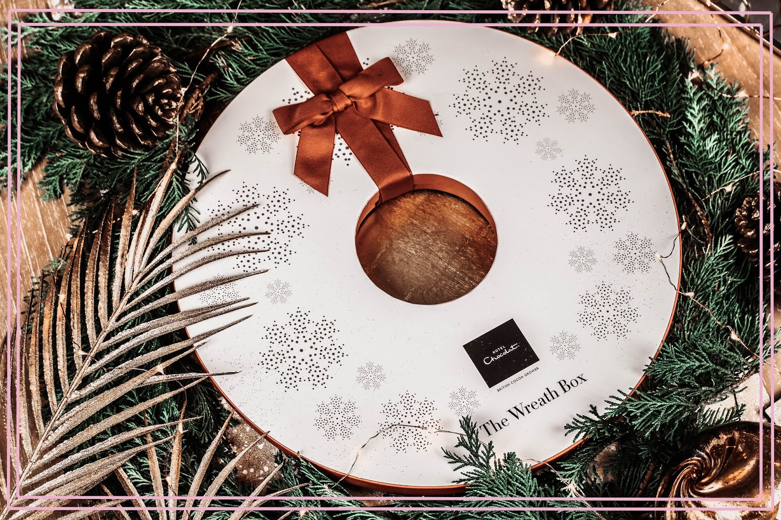 Hotel Chocolat Christmas Worldwide Giveaway December 2018
