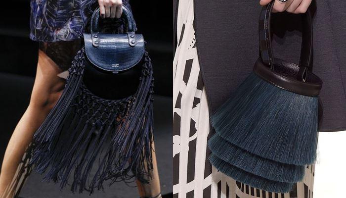 Модные женские сумки 2017: самые интересные модели