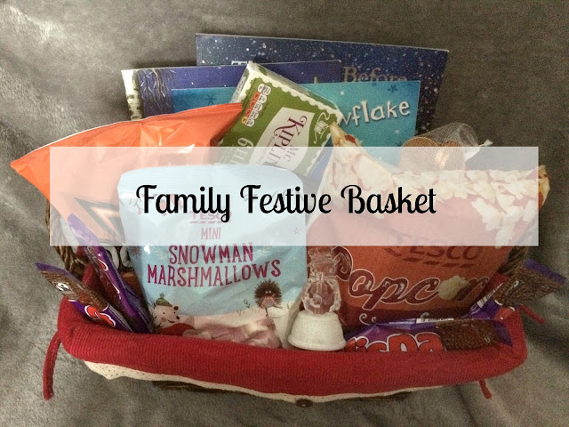 basket full of family treats