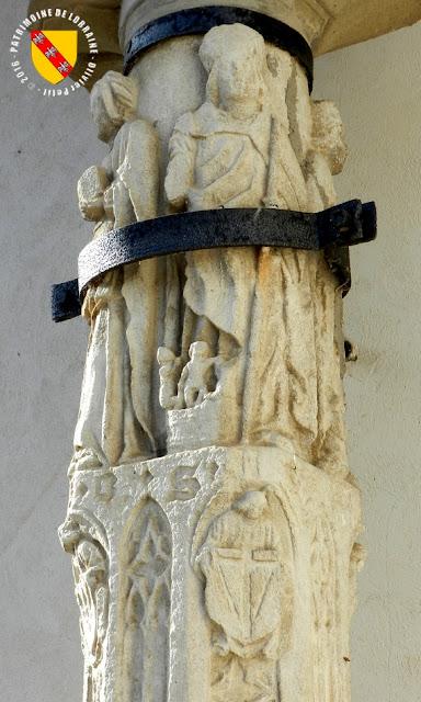 AVILLERS (88) - Croix-calvaire