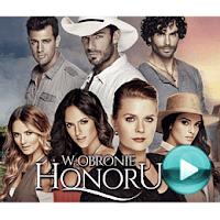 """W obronie honoru - kliknij play, aby przejść na stronę z listą odcinków serialu """"W obronie honoru"""" (odcinki za darmo online)"""