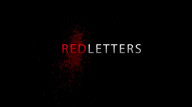 Red Letters - Free Stuff