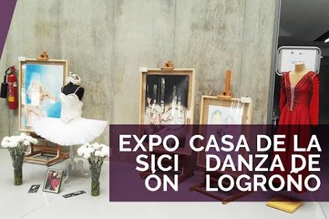 NOTICIAS | EXPOSICIÓN - CASA DE LA DANZA DE LOGROÑO