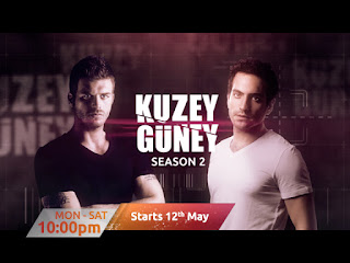 Catch the premiere episode of 'Kuzey Guney Season 2' on 12th May @ 11 AM & 10 PM only on Zindagi!