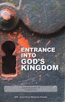 Entrance into God's Kingdom