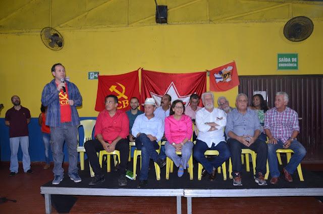 Em Alagoinhas, autoridades políticas demonstram apoio ao ex-presidente Lula