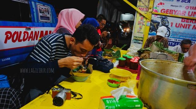 Nasi Kikil Bu Tandur Jombang