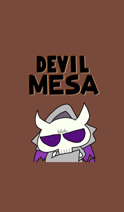DEVIL MESA