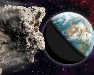 Descubren otro asteroide cercano a la Tierra, dos días después de sobrevolarnos.