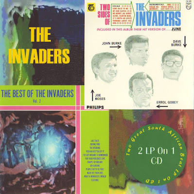 The Invaders -The Best Of